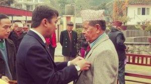 Hon Lt Ichcharaj Gurung