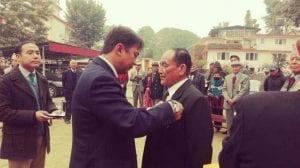 Lt Ramprasad Gurung
