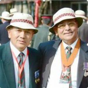 Bharat Singh Thapa Chhetri