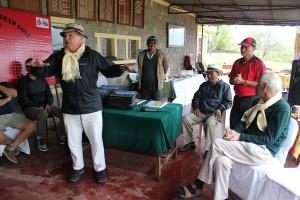 Golf Tournament Presentation
